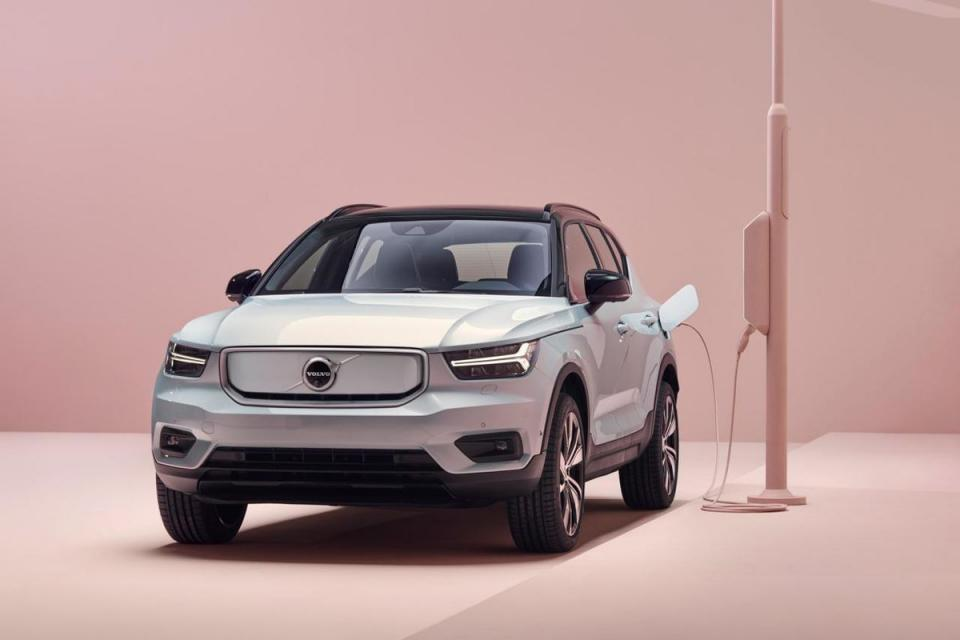 Volvo plans to manufacture 'only' electric vehicles by 2030 | BEAMSTART News