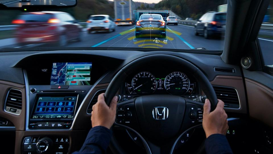 Honda launches world`s most advanced self-driving car, approved for the road | BEAMSTART News