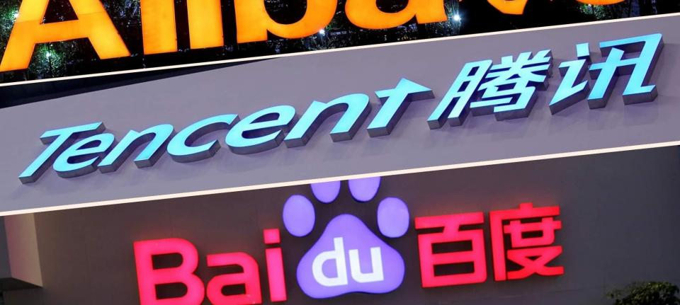 China charges $77,000 to Tencent and Baidu for anti-monopoly law violations | BEAMSTART News