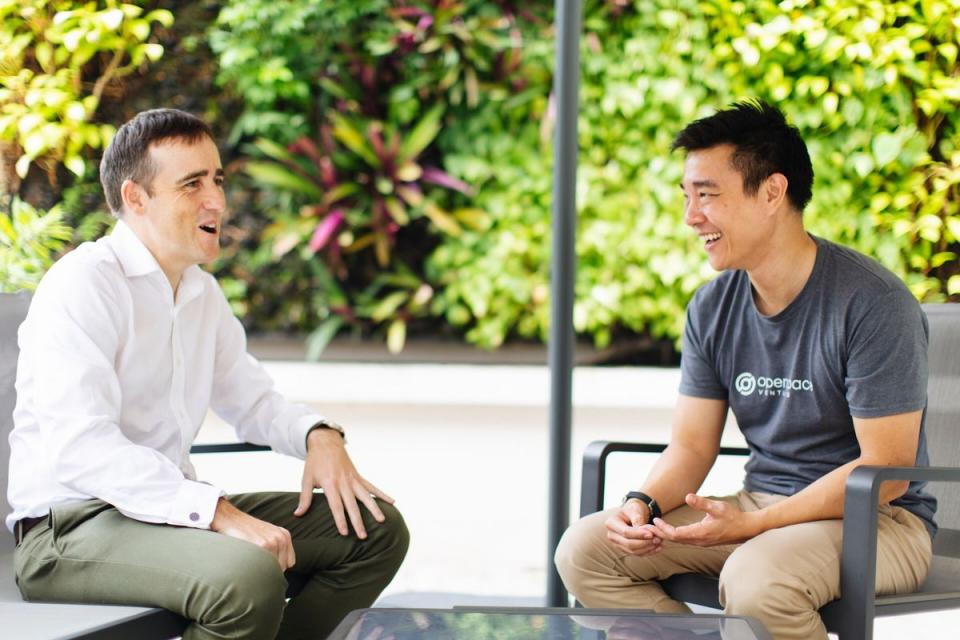 Gojek early investor Openspace Ventures just closed a $200 million 3rd fund | BEAMSTART News