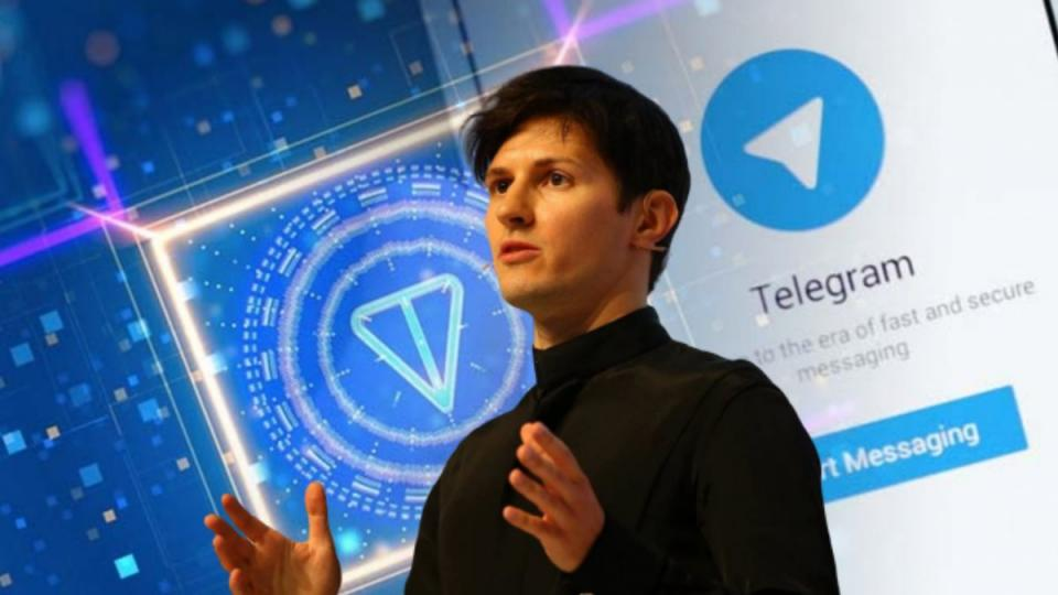 Telegram wants to dominate instant messaging; copies Clubhouse features and raises another $1 billion | BEAMSTART News