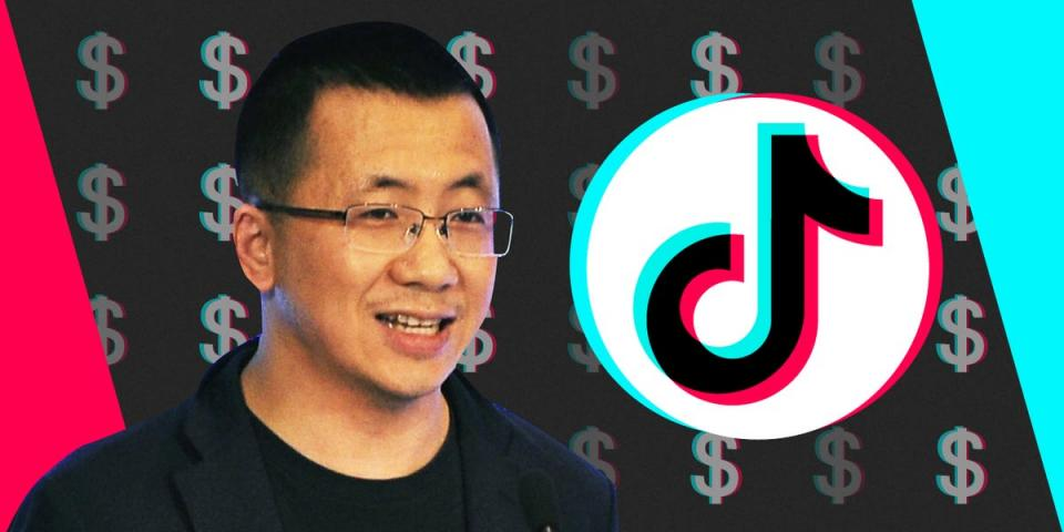 Zhang Yiming founded ByteDance and TikTok; now he's stepping down as CEO | BEAMSTART News