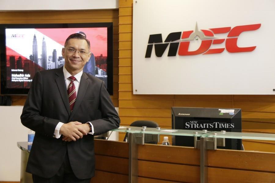 Malaysia's MDEC has a new CEO - Mahadhir Aziz, former CEO of Futurise | BEAMSTART News