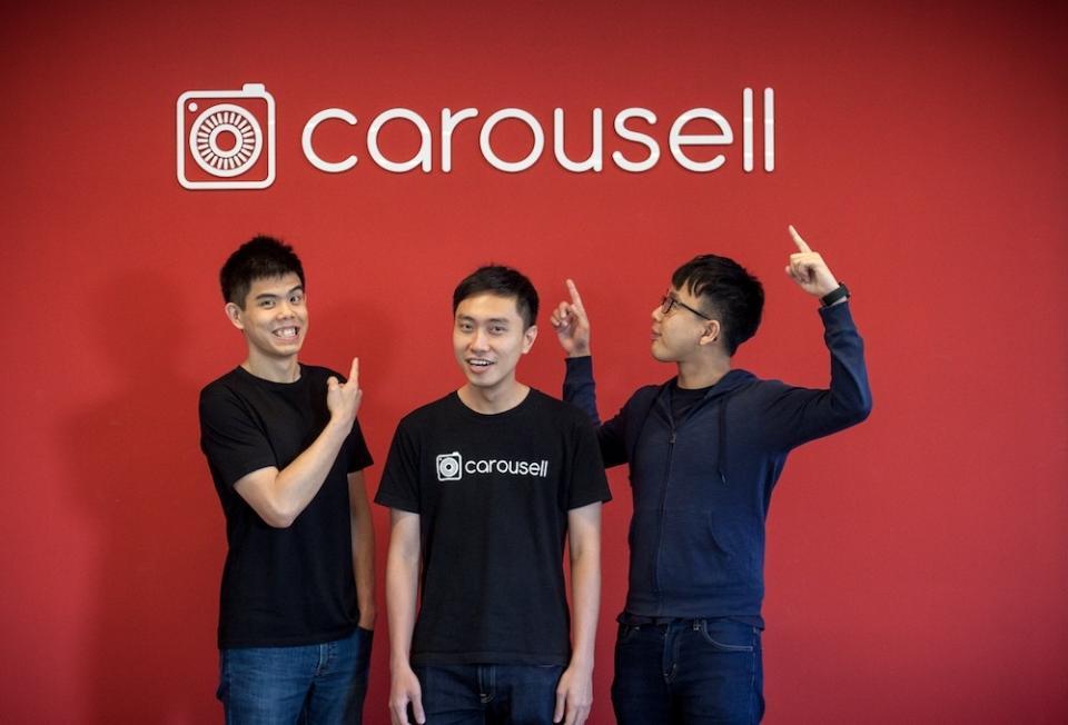 Carousell becomes Singapore's newest billion dollar company after raising $100 million | BEAMSTART News