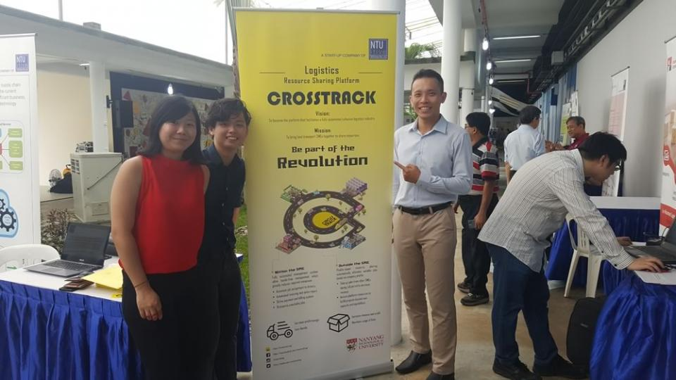 Singapore's CrossTrack aims to disrupt the logistics industry with reliable yet affordable services | BEAMSTART News