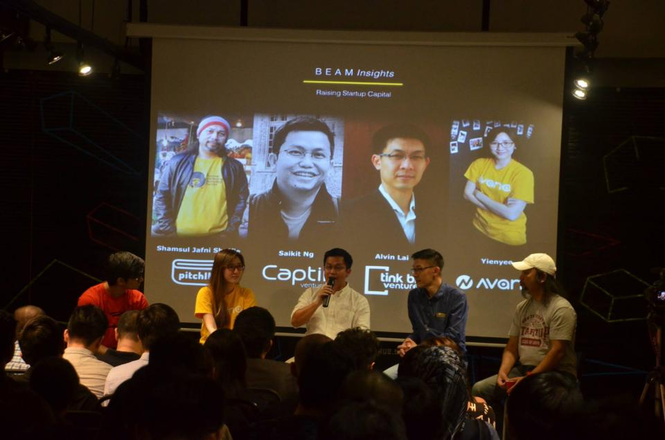 What to expect tomorrow at the BEAM Insights - Raising Startup Capital event | BEAMSTART News