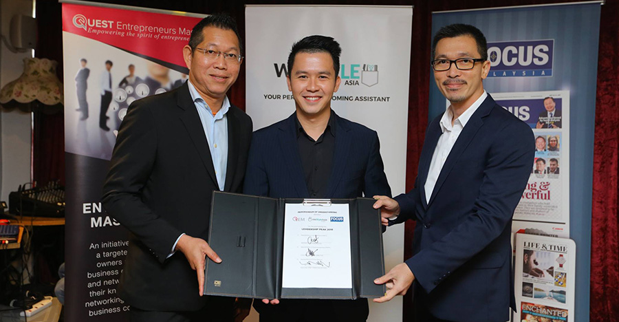 WeStyleAsia, QEM and Focus Malaysia form partnership to organize Malaysia's first leadership event for 2018.