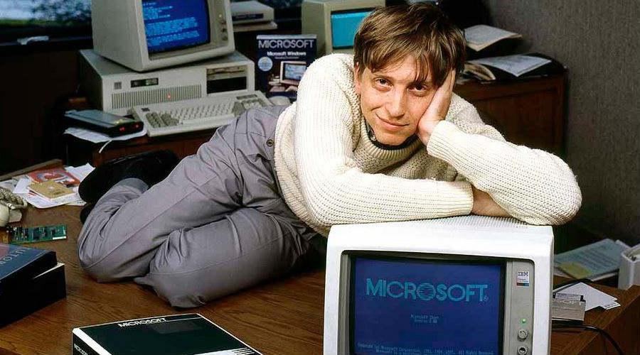 Bill Gates Loses