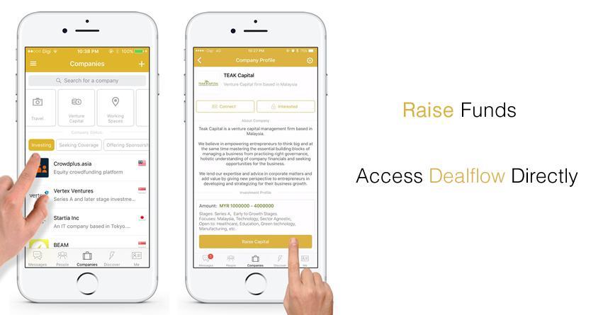Announcing BEAM Dealflow to bridge Investors and Entrepreneurs better. | BEAMSTART News