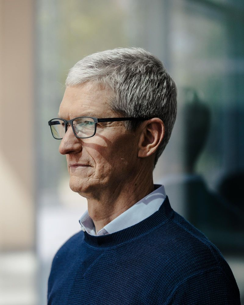 Tim Cook on Donald Trump, the HomePod, and the Legacy of Steve Jobs | BEAMSTART News