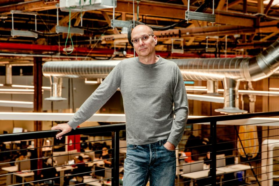 The father of Android is back, and he's built the anti-iPhone | BEAMSTART News