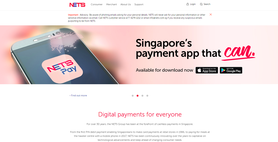 Opinion: No point competing in Singapore's cashless payments when NETS has already won   BEAMSTART News