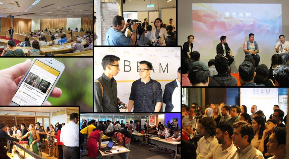 BEAM launches VentureStart program in Singapore, collaborates with TRi5 Ventures to fund and grow 20 new startups