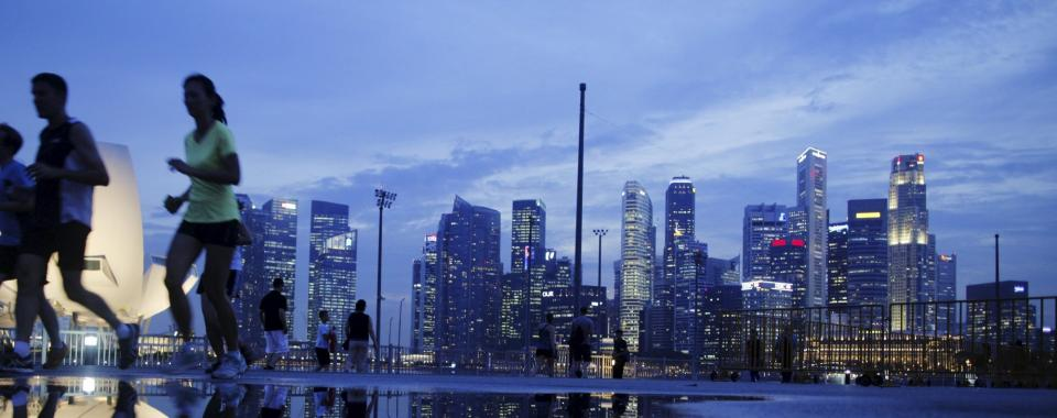 Why Tech Giants See Singapore As The Next Artificial Intelligence Hub   BEAMSTART News
