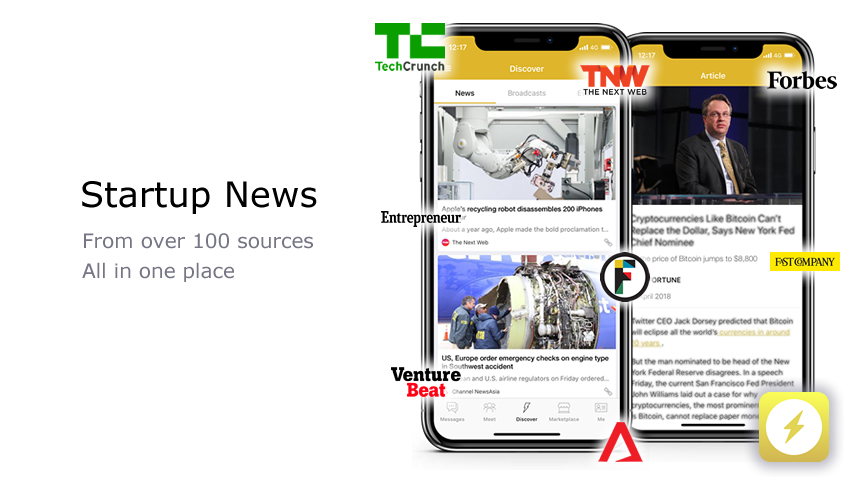 Bringing News from over 100 sources on Startups, Investments, Technology, and more. | BEAMSTART News