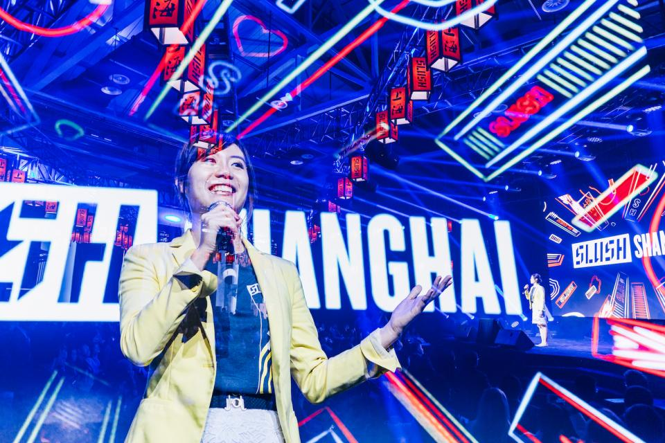 Breaking Down Barriers and Establishing a Global Startup Community, with Chen Wang, CEO at Slush China | BEAMSTART News