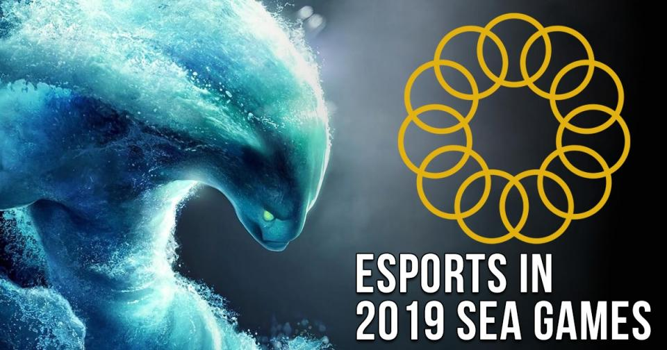 E-Sports officially part of the SEA Games