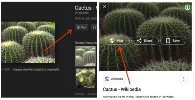Google has just made it harder for you to steal photos from Google Images