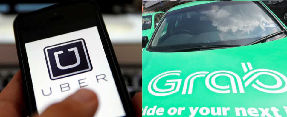 Startup Grab To Buy Out Uber In Southeast Asia | BEAMSTART News