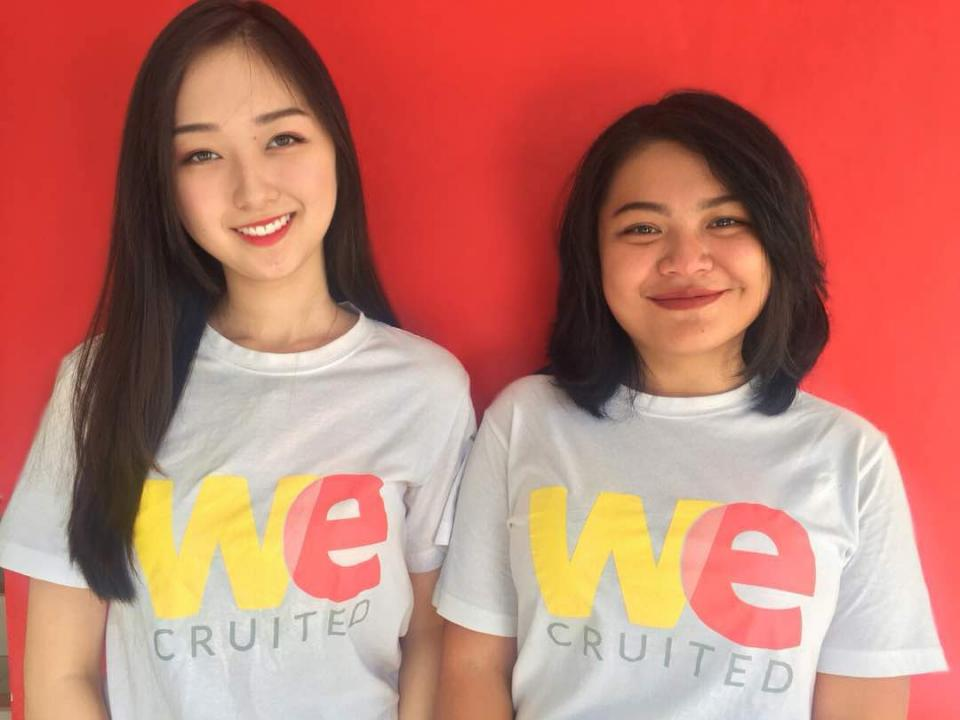 Diana Woon of Wecruited aims to help students find part time jobs easily | BEAMSTART News