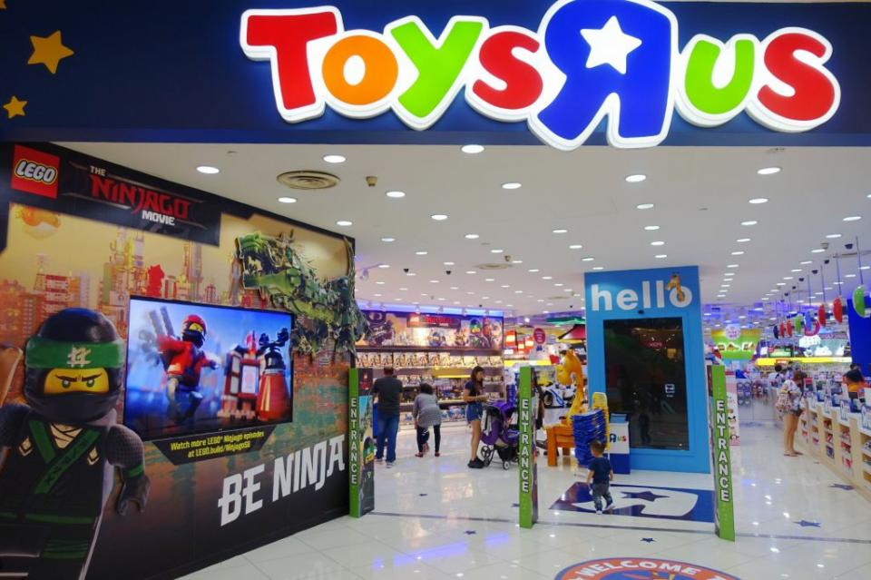 Toys 'R' Us Is in Talks to Sell Its Asia Unit to a Local Partner