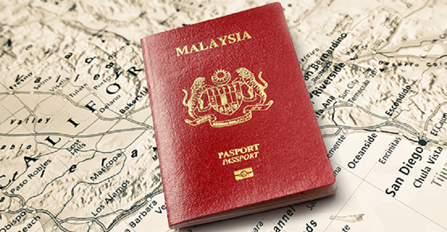 Malaysian passport 4th most powerful in Asia, world's No 12 | BEAMSTART News
