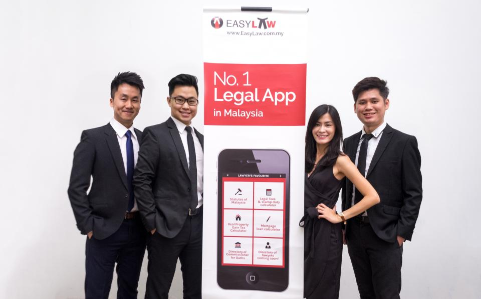 1 in 4 Malaysian Lawyers use this app today, and it's continuing to grow.