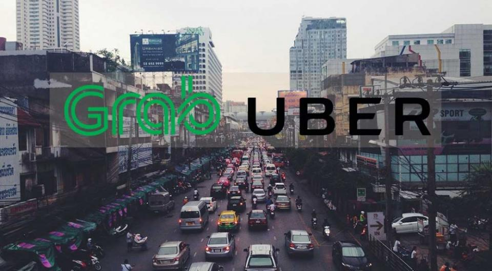 Grab Said to Acquire Uber's Southeast Asia Operations