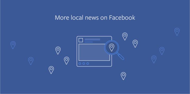 Facebook will start prioritizing local news in user feeds | BEAMSTART News