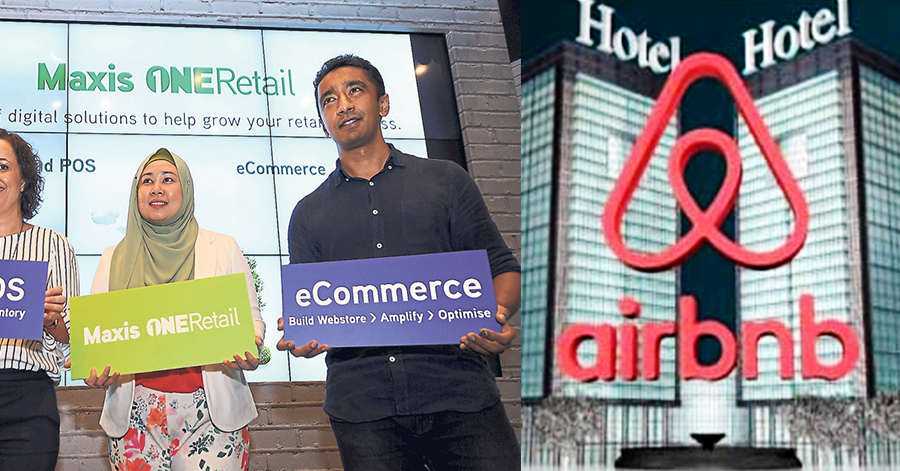 Maxis Adds E-Commerce Solution for SMEs, Airbnb to IPO by late 2020 | BEAMSTART News