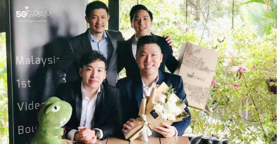 50Gram raises 6 figure seed funding from TBV Capital | BEAMSTART News