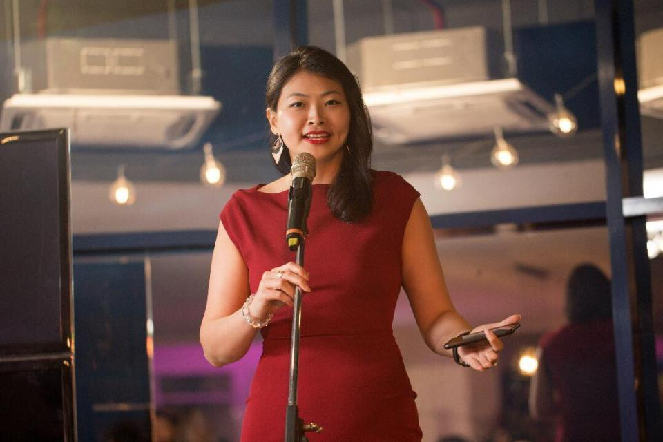 Mei Tan of Scoopoint Co-working shares her vision for Penang as an Innovation and Creative Hub   BEAMSTART News
