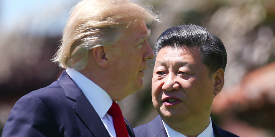 Trump on China abolishing presidential term limits: 'Maybe we'll give that a shot someday'