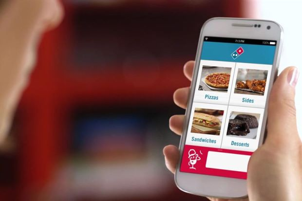 How Domino's used technology to woo millennials and beat rival Pizza Hut