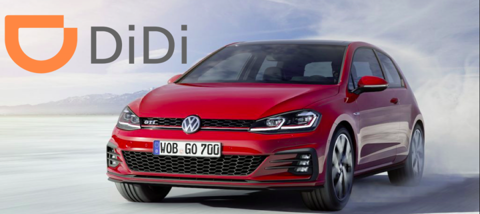 Today in News: VW will hold 40% equity in Didi, Meituan is investigating its cybersecurity leak. | BEAMSTART News