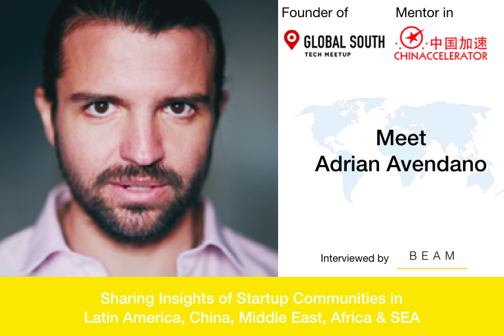 Adrian is Uniting Startup Community Across 5 Continents | BEAMSTART News