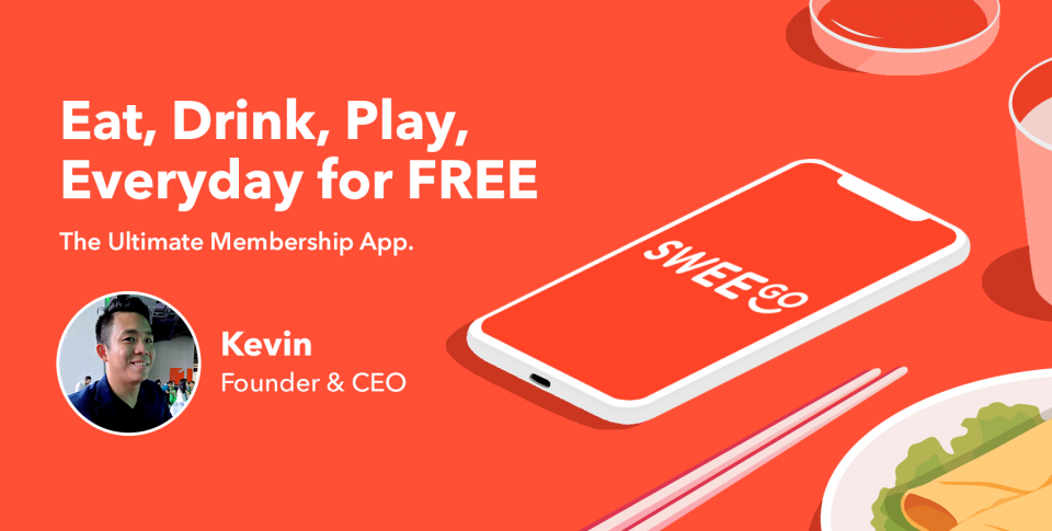 Startup Journeys: Want to Eat, Drink and Play everyday for Free? Sweego is the ultimate membership app for you
