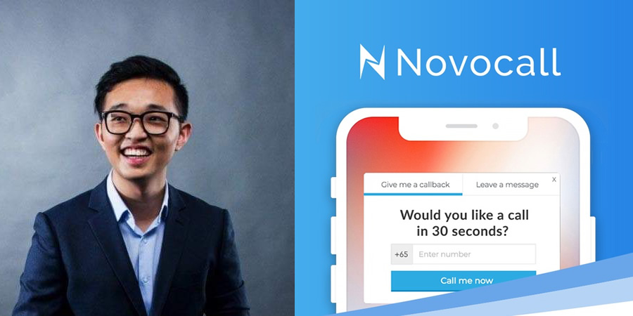 Singapore startup, Novocall becomes best selling application on AppSumo | BEAMSTART News