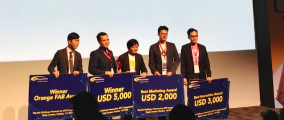 Malaysia's DoctorOnCall emerges winner at NTT Com Startup Challenge