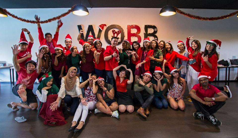 Derek Toh aims to help Gen Y to find their ideal jobs at WOBB. | BEAMSTART News