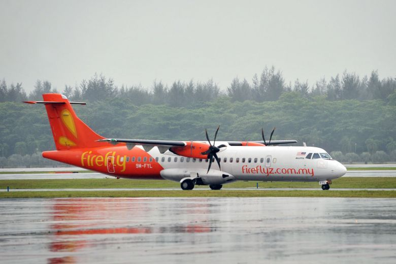 Firefly to resume flights to Singapore again real soon.