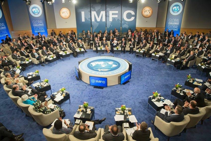 IMF warns of global economic 'storm' | BEAMSTART News