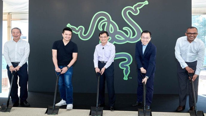 Razer launches Southeast Asia headquarters in Singapore | BEAMSTART News