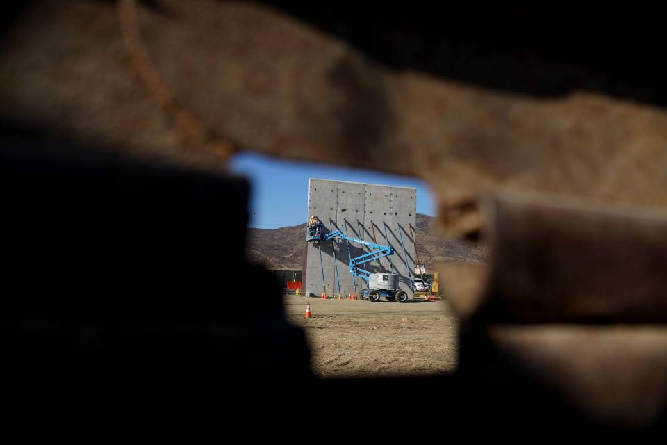 Common Saws Can Slice Through Trump's Border Wall Prototypes | BEAM