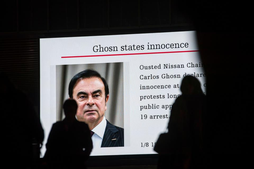 Nissan and Mitsubishi Say Carlon Ghosn Took $9 Million in Improper Payment—And They Want It Back | BEAM