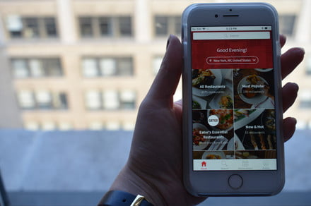 OpenTable points can now be used to shave off the cost of a hotel stay | BEAM