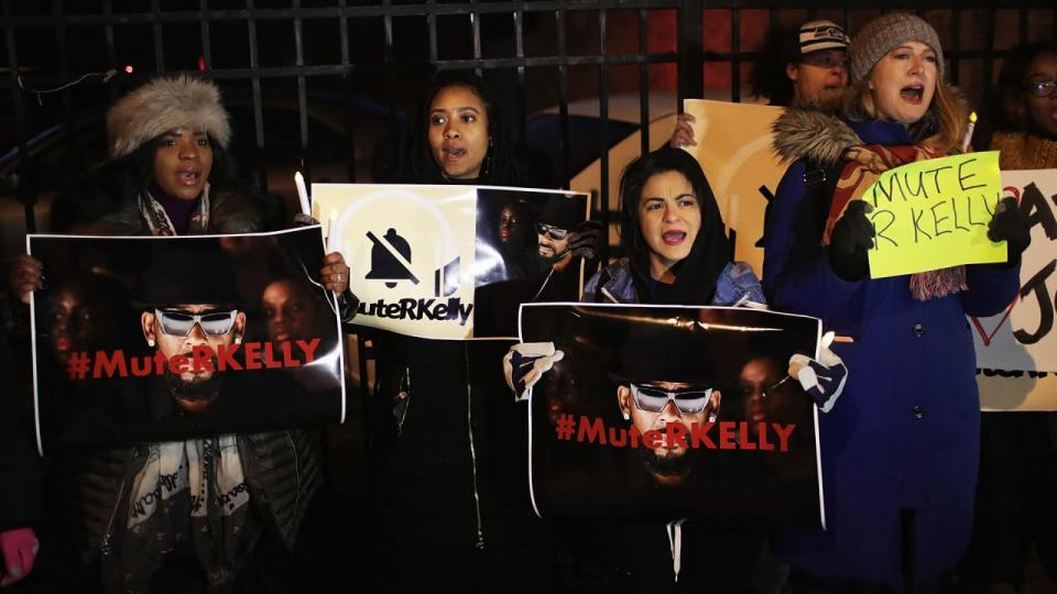 Nobody wants anything to do with R. Kelly–including his label, Sony   BEAM