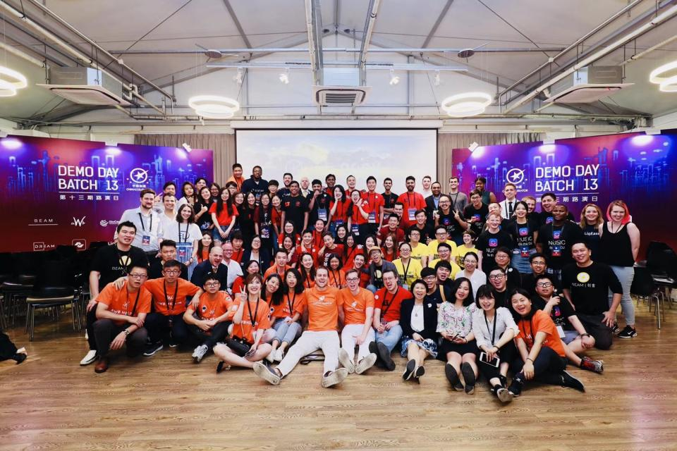 Applications for Chinaccelerator Batch #15 close this February 4th.
