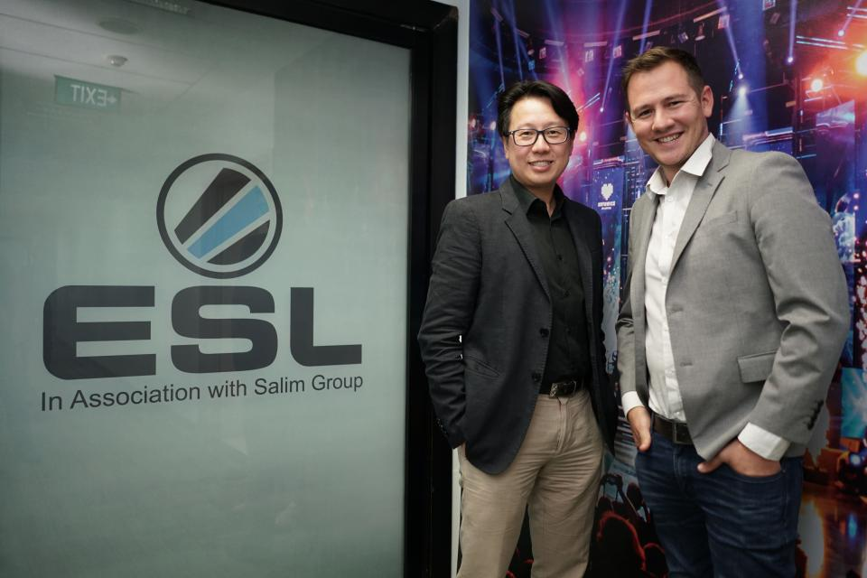 Indonesia's Salim Group ventures into esports. | BEAMSTART News