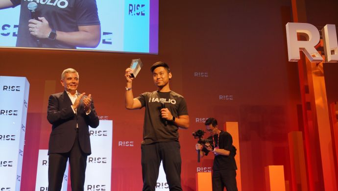 Haulio wins PITCH, becoming the first Singapore startup to achieve champion title